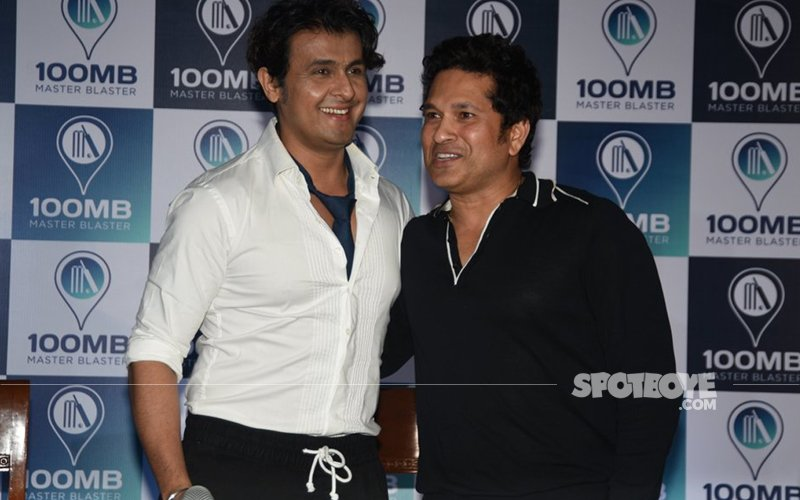 Sachin Tendulkar's Singing Debut With Sonu Nigam, Song To Feature In Tendulkar's App 100 MB