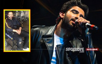 Singer Amaal Mallik INJURES His Knee During A Concert