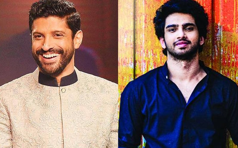Farhan Akhtar Will Dance To Amaal Mallik's Tunes In Lucknow Central