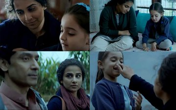 OUT NOW: Vidya Balan's Mehram From Kahaani 2, Will Tug At Your Heartstrings