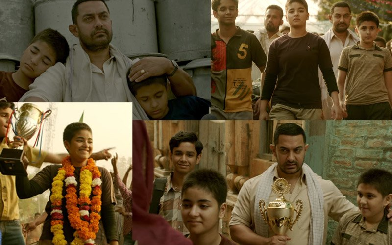 WATCH: Dangal's New Song 'Dhaakad' By Raftaar Will Give You #FightGoals