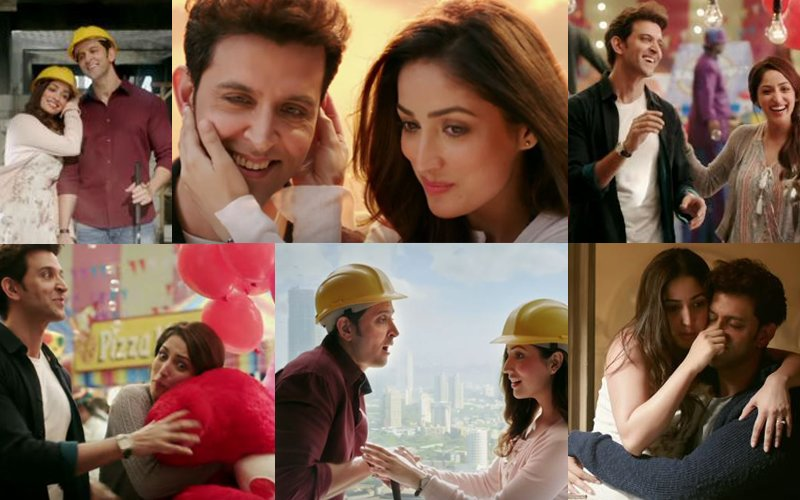 KAABIL TITLE TRACK: Hrithik-Yami's Chemistry And Rajesh Roshan's Melody Come Together