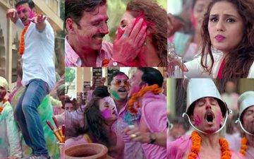 Akshay Kumar & Huma Qureshi 'Go Pagal' In Jolly LLB 2!