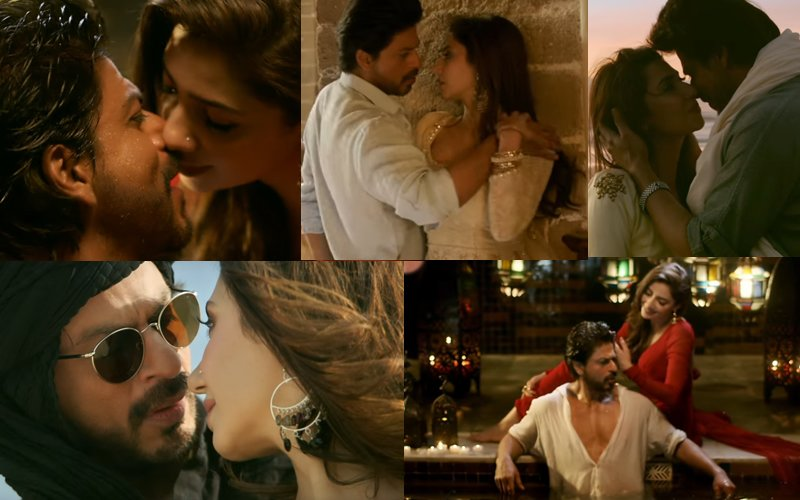 Shah Rukh Khan's 'Pathani' Romance With Mahira Khan In Zaalima Is Not Worth Missing!
