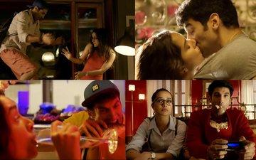 Booze, Games & Kisses...Aditya & Shraddha's Kaara Fankaara From OK Jaanu Is Peppy & Hippy!