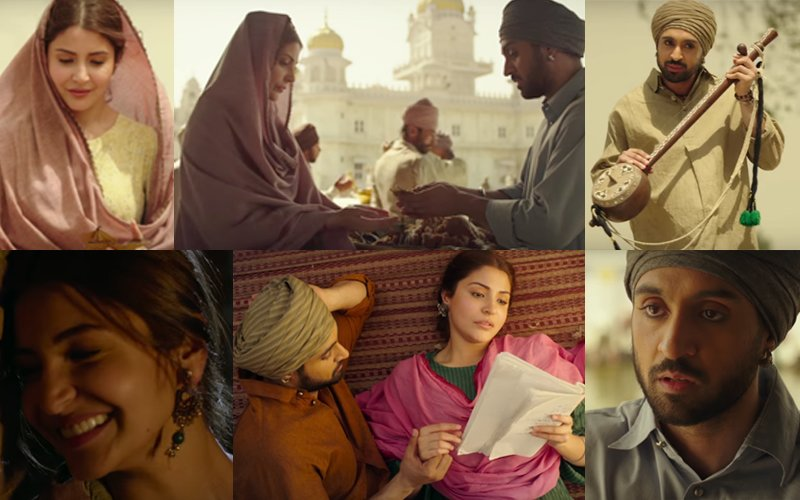 Get Sufiyana With Anushka & Diljit's 'Dum Dum' From Phillauri
