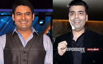 Kapil Sharma & Karan Johar Unite For Fun Content