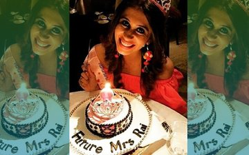 Ex-Bigg Boss Contestant Kishwer Merchant Celebrates Her Bachelorette Party