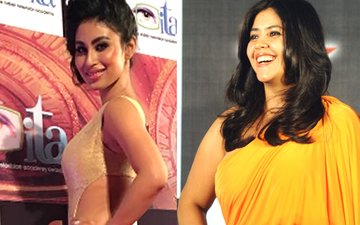 Mouni Roy: How Will I Ever Thank Ekta Kapoor Enough!