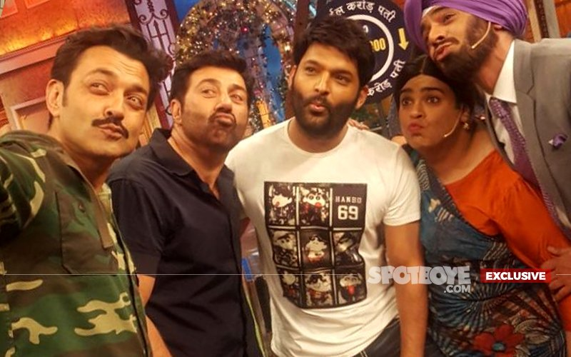 Sunny & Bobby Deol Talk Vasectomy With Kapil Sharma!