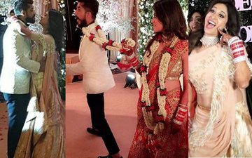 Television Sweethearts Suyyash Rai-Kishwer Merchant Are Finally Married!