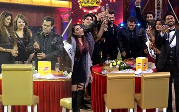 Bigg Boss 10, Day 76: New Year's Special – Salman Khan Rings In 2017 With The Contestants