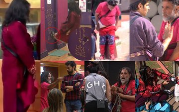No More Urine, Blood & Ogles, Swami KICKED OUT Of The Bigg Boss House!