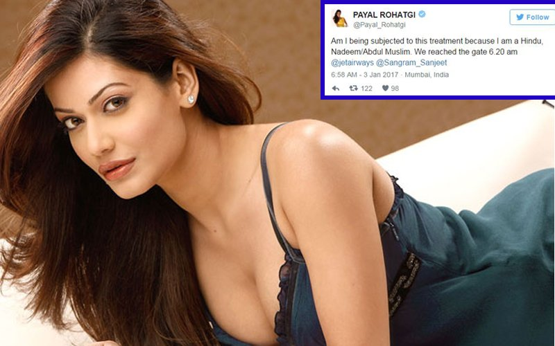 Payal Rohatgi Gets Trolled For Communal Rant Against Airline