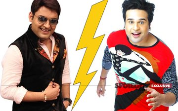 Team Kapil Sharma Vs Team Krushna Abhishek: The Comedians Will Fight It Out In DUBAI!