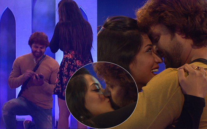 Another Marriage In The Bigg Boss House – Vikrant Proposes To Mona Lisa
