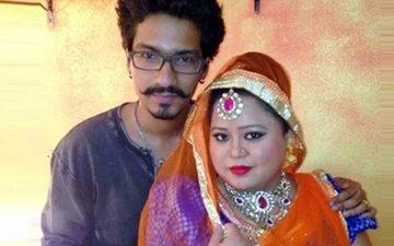 Bharti Singh's Wedding Fixed To Comedy Nights Bachao Writer Haarsh Limbhachiyaa
