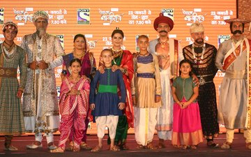 5 Reasons Why TV Show Peshwa Bajirao Is Here To Stay!