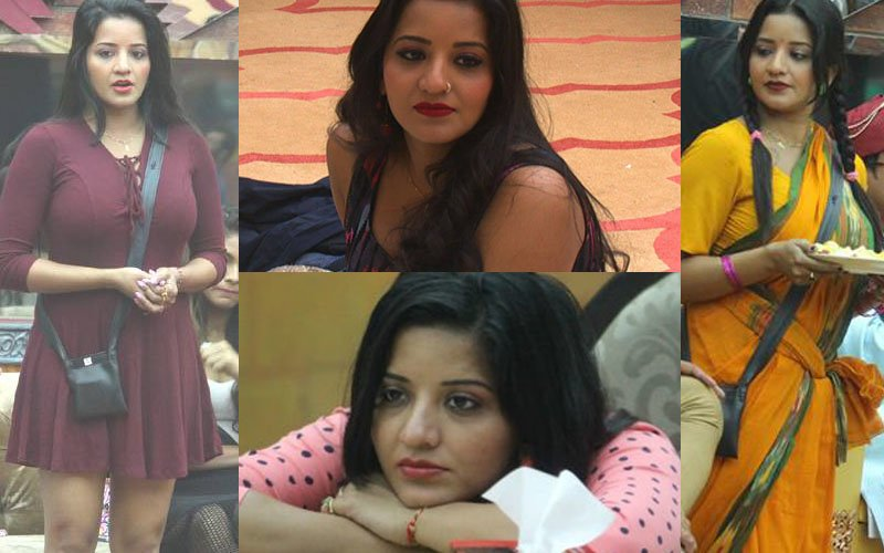 Bigg Boss 10: Newlywed Mona Lisa Evicted From The Bigg Boss House!