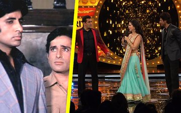 Bigg Boss 10, Day 98: Shah Rukh Khan-Salman Khan Do A Amitabh Bachchan-Shashi Kapoor From Deewaar