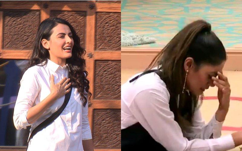 Bigg Boss 10, Day 101: Lopa Breaks Down In Tears After Mandana Karimi Blasts Her