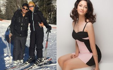 Bhabhiji Ghar Par Hain Hottie Saumya Tandon's Honeymoon Details