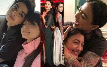 Inseparable Bani & Gauahar Enjoying A GIRLS ONLY Vacation In London!