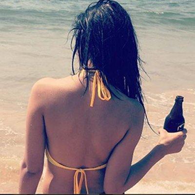 aparna dixit in bikini
