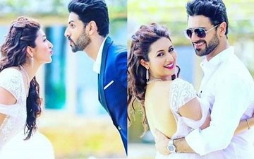 Fresh Pics From Divyanka Tripathi and Vivek Dahiya's Goan Holiday