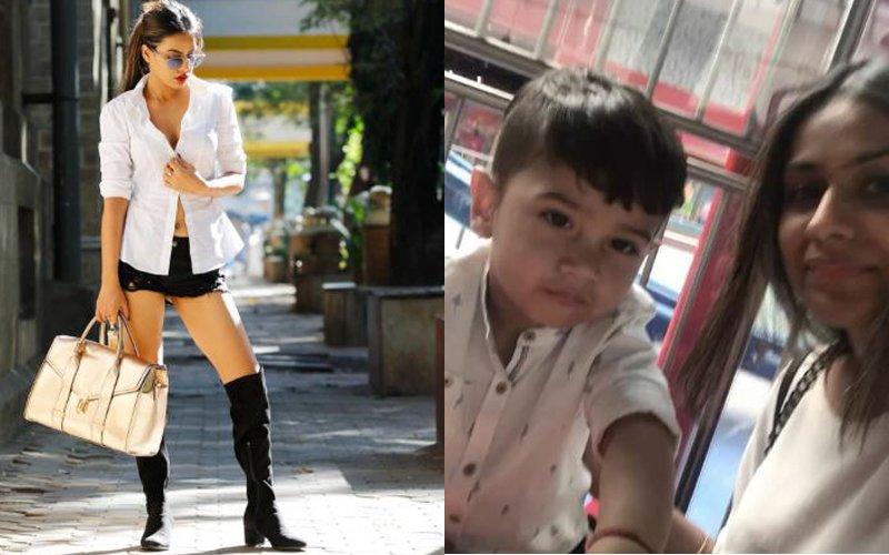 Nia Sharma's Latest Video Has A Little Kid Hurling Foul Abuses