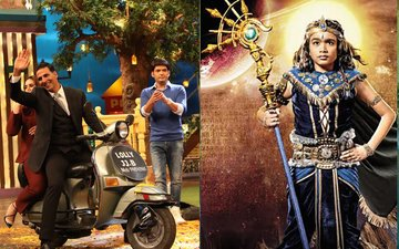 Kapil Sharma Climbs Up To Number 2, Shani Leaps To 5TH Spot