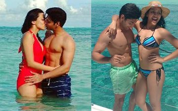 Ruslaan-Nirali's Lip Lock & Beach Pictures Are Too Hot To Handle