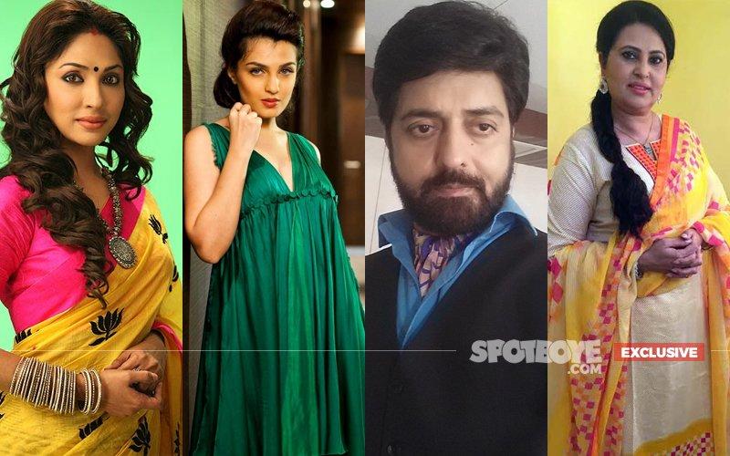 Mouli, Shiny, Sanjay & Neelu NOT PAID For Jamai Raja