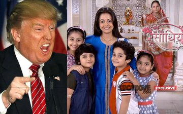 Trump Throws A Spanner In Saath Nibhana Saathiya's American Travel Plans?