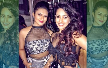 Divyanka Tripathi's Outfit At Anita Hassanandani's Party Is 'Sheer' Delight