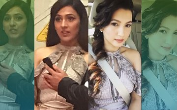 SAME PINCH! Neeti Mohan Wears The Same Outfit As Gauahar Khan