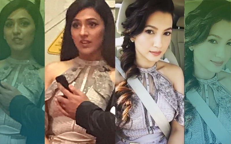 SAME PINCH! Neeti Mohan Wears The Same Outfit As Gauahar Khan
