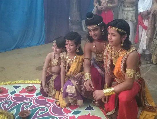200 episodes celebration ashoka samrat