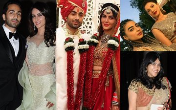 Ekta Kapoor, Gauahar Khan, VJ Bani Attend Mandana Karimi's Wedding