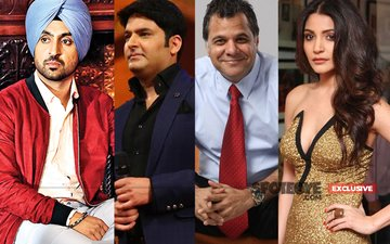 Colors Stops Diljit From Going To Kapil's Show, Anushka Goes Solo