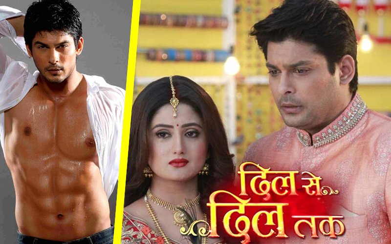 Siddharth Shukla's Tantrums Hit The Ceiling, Walks Out Of An Interview!