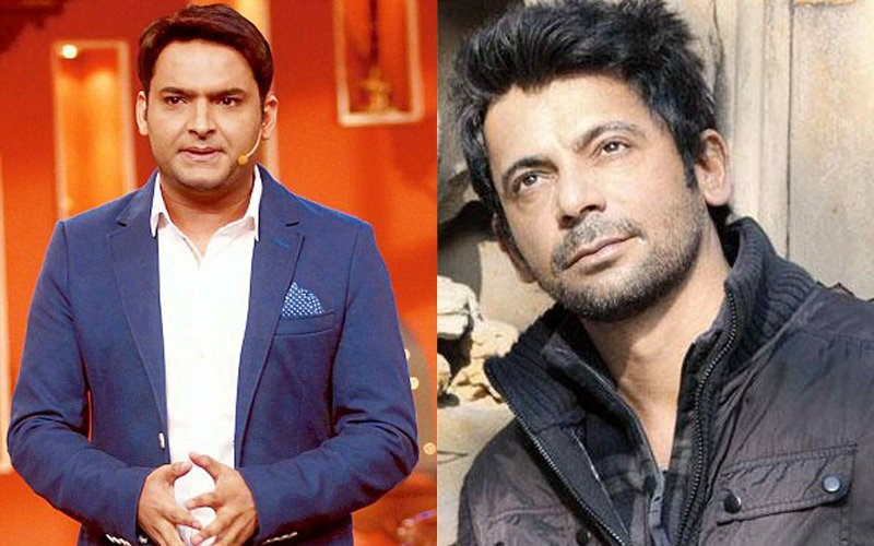 SHOCKING: Kapil Sharma BEATS UP Sunil Grover On A Flight