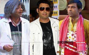 SORDID DRAMA: Why Drunk Kapil Sharma Hit Sunil Grover & Abused Chandan Prabhakar In Mid Air