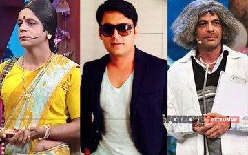 Sunil Grover WILL NOT COME BACK On Kapil Sharma's Show; Matter Of Self-Respect