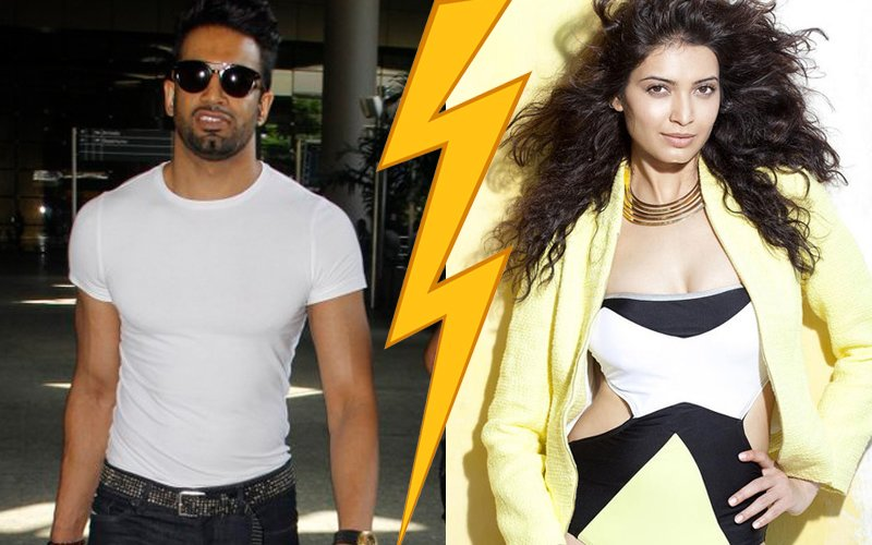 Angry Upen Patel 'Thanks' Ex-Lover Karishma Tanna For Using Him