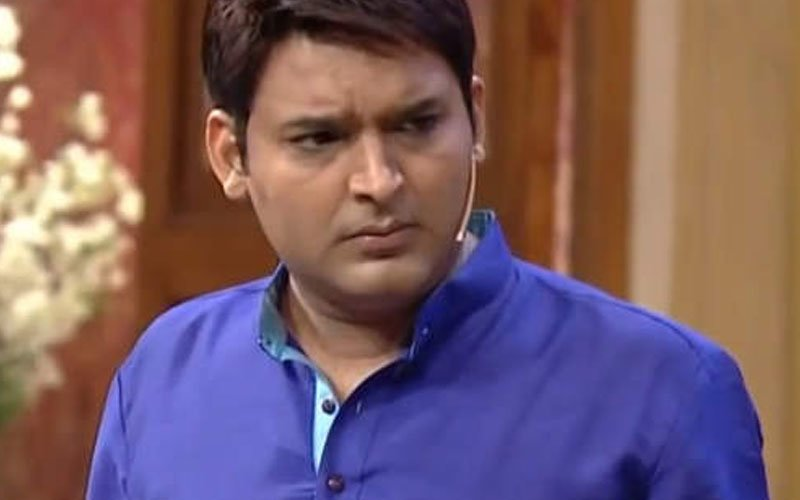 Has Alcohol Made Kapil Sharma's Memory Weak? Matter Of Concern