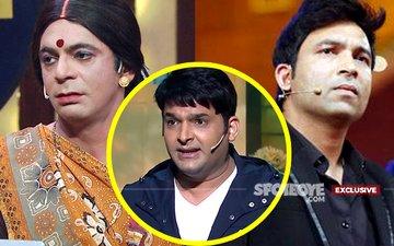 FIGHT INTENSIFIES: Sunil Grover & Chandan Prabhakar BOYCOTT Kapil Sharma's Show
