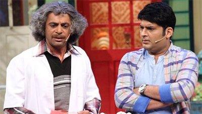 dr mashoor gulati and kapil sharma