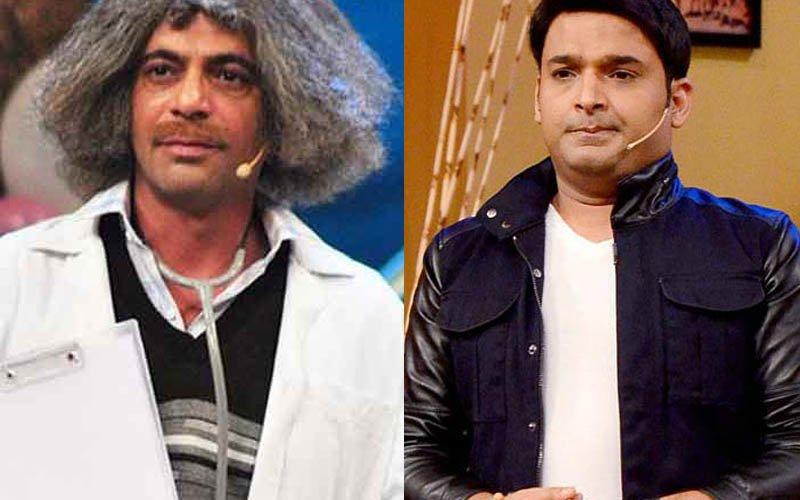 Sunil Grover Tells Kapil Sharma-You're Not God, Kapil  Replies To His Message