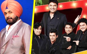 After Sunil Grover, Is Navjot Sidhu The Next To Quit Kapil Sharma's Show?